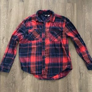 Urban Outfitters Plaid Flannel